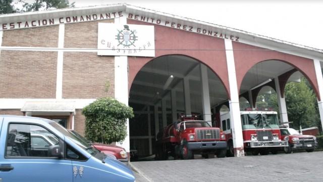 Estación en Cuajimalpa
